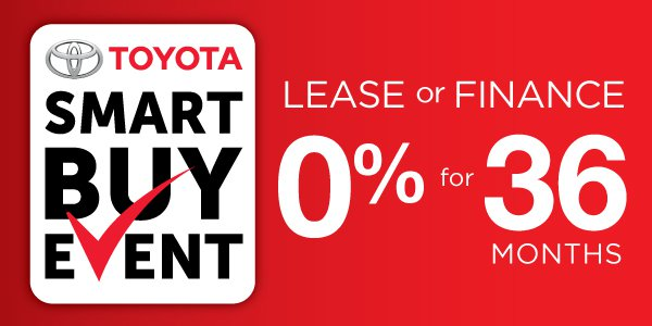Goderich Toyota Smart Buy Event