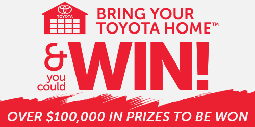 Goderich Toyota Service Contest