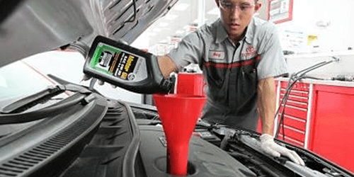 Oil and Filter Services