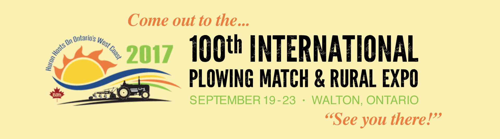 Plowing Match Event