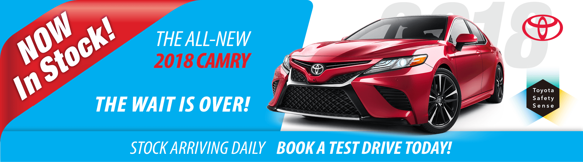 2018 Toyota Camry in Goderich