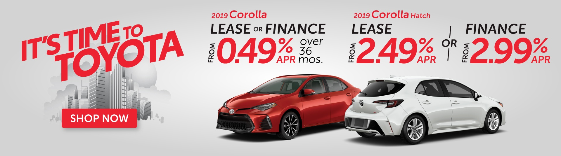 Goderich Toyota - It's Time To Toyota Event