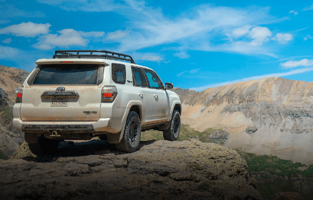 Questions about 4Runner answered