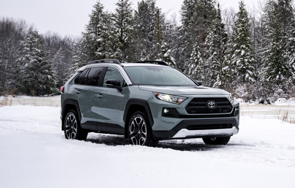 Goderich Toyota helps you get ready for Winter