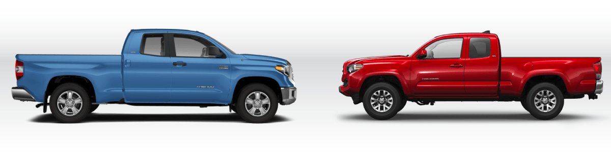 2019 Tacoma vs Tundra – Which One is Right for You?