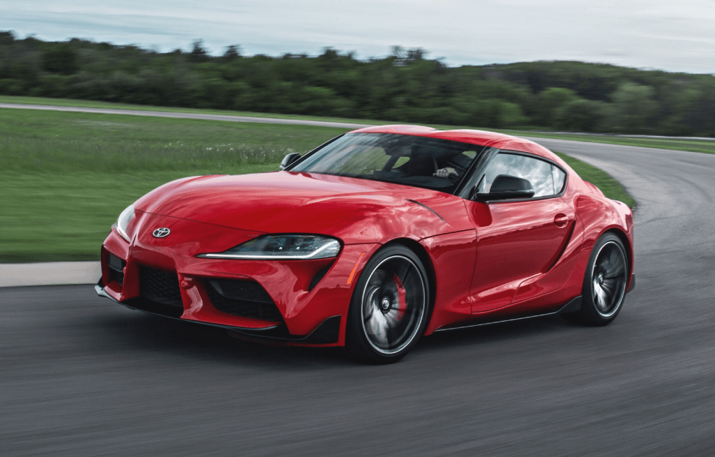 The All-New 2020 GR Supra Has Arrived in Goderich