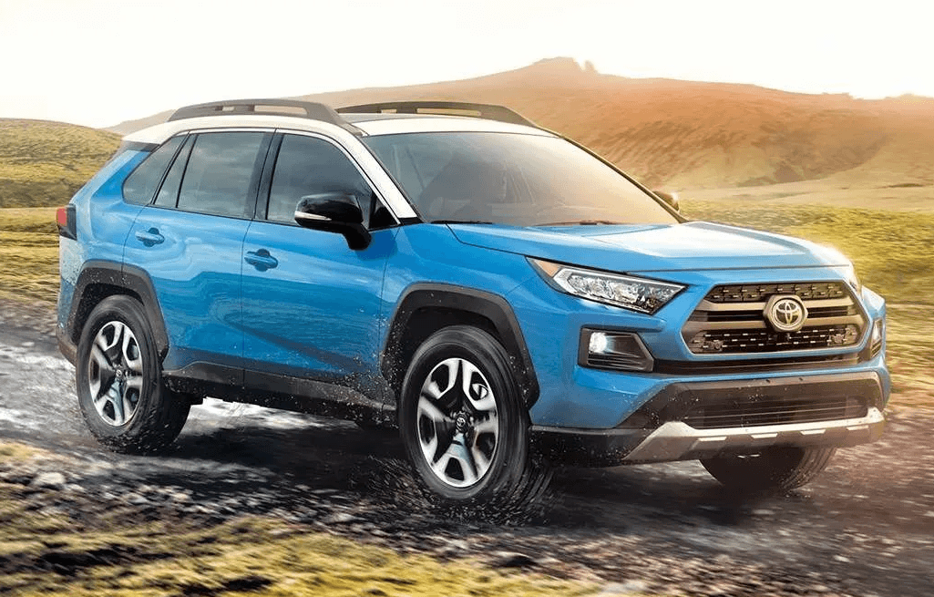 2020 Toyota RAV4 and RAV4 Hybrid