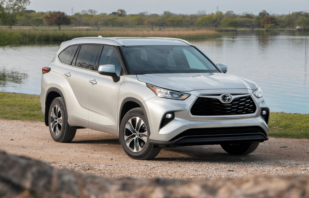 Drive in Style: The 2020 Toyota Highlander
