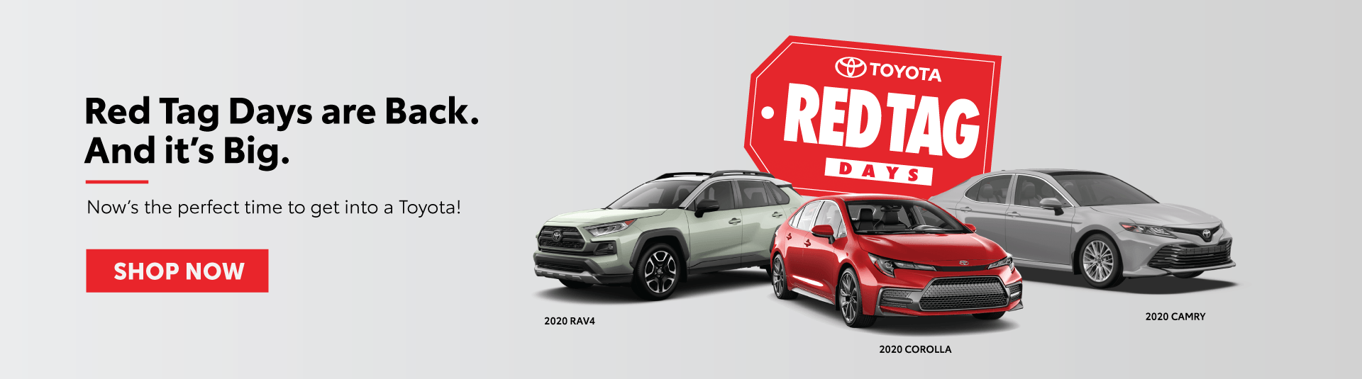 Red Tag Days at Goderich Toyota