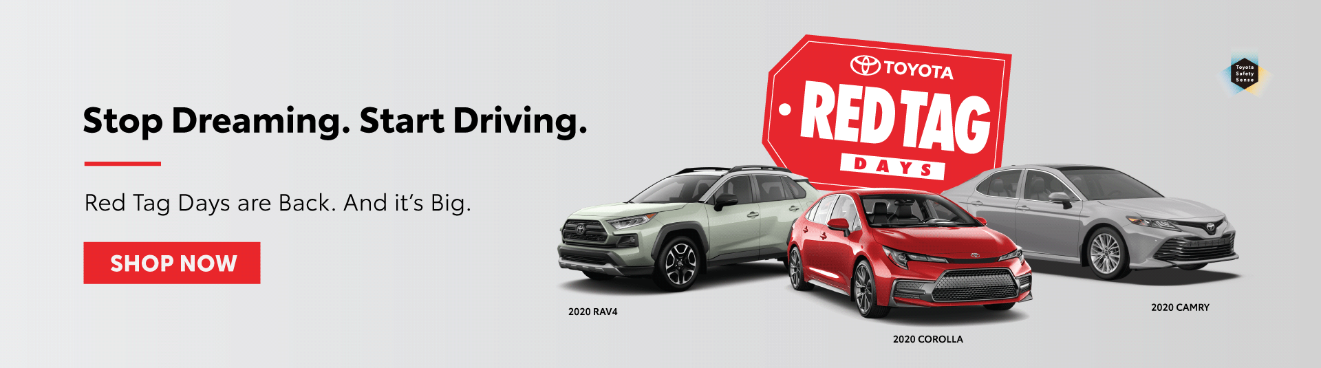 Red Tag Days at Goderich Toyota in Goderich