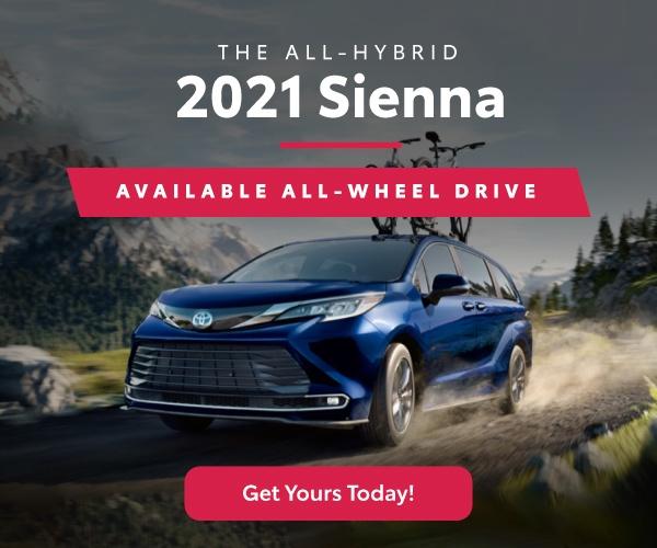 2021 Sienna