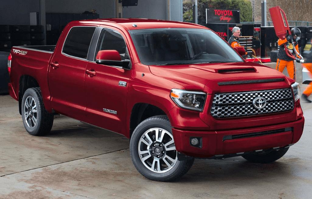Explore the Capable 2021 Toyota Tundra