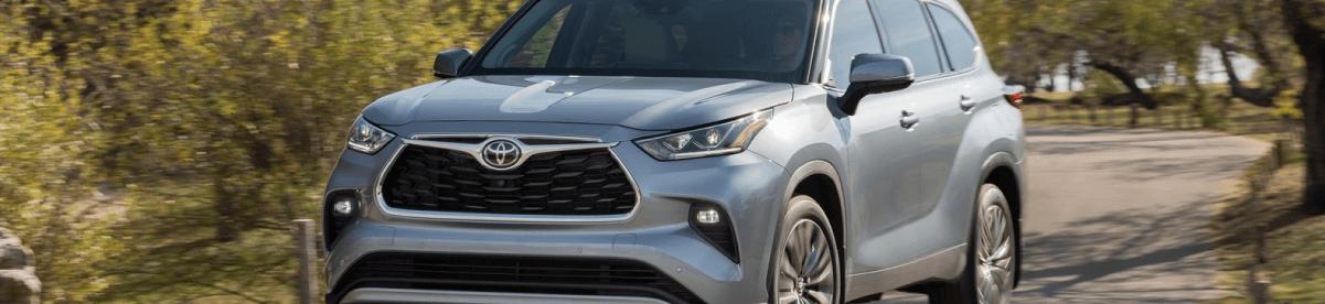 Toyota Highlander 2021 at Goderich Toyota